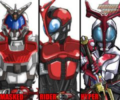 Evolution Of Kabuto by blueraven85