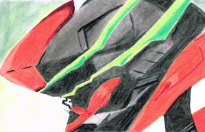 Valvrave The Liberator by SoulHound568