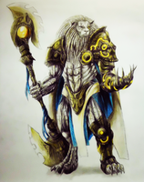 Ajani by Juntacu