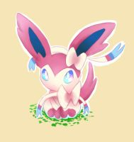 Sylveon by ShootingStarWish
