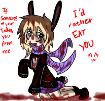 | Story About A Poor Rabbit | by J0LIA