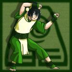 Toph by Sin-Vraal