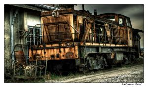 train 02 HDR by titus-fr