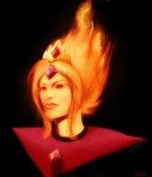 Flame Queen by M3KO