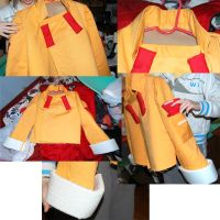 Ashe's Jacket WIP by ShadowFox777