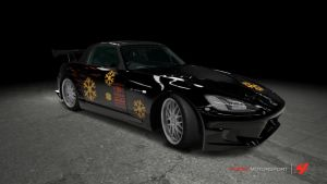 Honda S2000 - The Fast and the Furious by OutcastOne