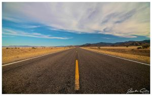 Long Road to the Canyon by jaydoncabe