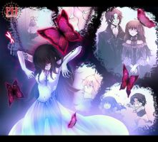 Pandora Hearts. Before the death by ShionMion