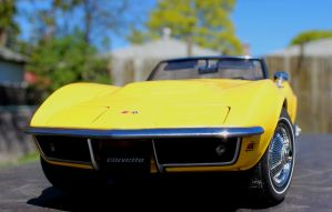 Auto Art Corvette by boogster11