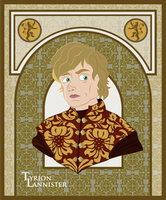 Tyrion Lannister by smallsqueaktoy