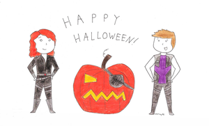 Halloween 2013 by Cmurray44