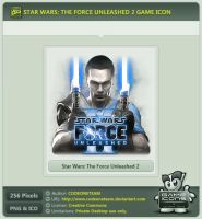 Star Wars: The Force Unleashed 2 Icon by CODEONETEAM