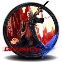 Devil May Cry 4 Icon v3 by Kamizanon