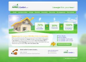 Bio_project_home_beta by: shar by WebMagic