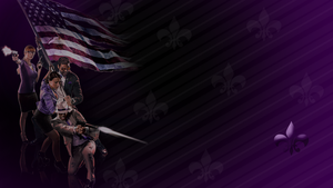Saints Row IV Wall 1920x1080 by badtrane