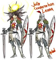 Jolly Co-operation Leona by Artsed
