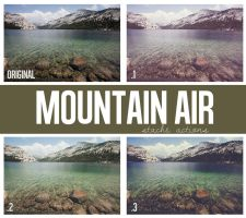 Mountain Air by StacheActions