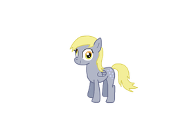 Derpy Hooves by RockinT765
