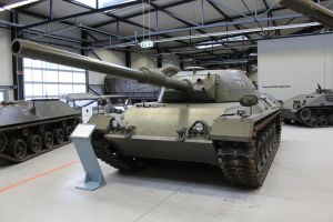 Leopard 1 Typ A2 MBT (prototypes) by Liam2010