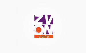 Zvon cafe logo by alextass