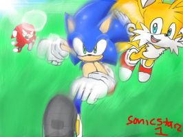 Run by SonicStarz1