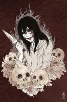 Jeff the Killer by lithe-lunatique