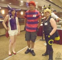 Day, Night, and Todd (Ryu-Kon 2015) by JackitK