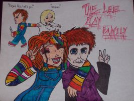 The Lee Ray Family by thedarkenedkeeper