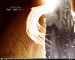 Sephiroth by Kishintora