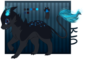 Kin Reference Sheet by flaries