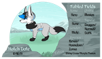 Nero Ref by Prince-Foxlan
