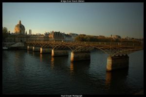 Bridge Over French Waters by HerrDrayer