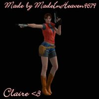 My Heroine RE 2 by MadeInHaven9679