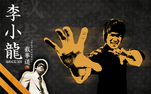 Bruce 'LEE' Almighty by SL05NED