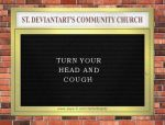 St. deviantART's Community Church - 2 by AirSharkSquad