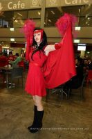 Teen Scarlet Witch 1~ by LoneSurvivor01