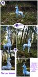 In the Shadow of the Forest - Sculpture by Escaron
