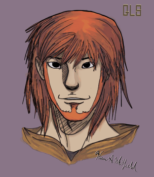 Middle-aged Raseph by Akaraah