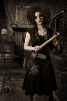 Sweeney Todd by MakeUpArtSteph