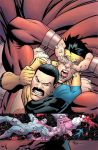 Invincible 76 cover by RyanOttley