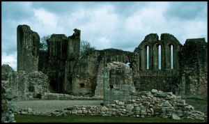 Kildrummy Castle 2 by Project-Firefly