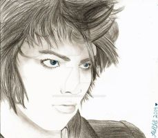 Adam Lambert- Graphite by hollystarlightanime