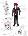 D Character Ref by dargon899