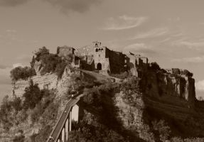 Civita di Bagnoregio by OcioProduction