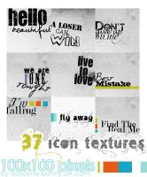 icon textures 009 by obscene-bunny