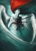 Swansong by AnnaGabrie