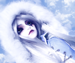Dreaming White by the-sinister