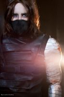 COSPLAY - Winter Soldier I by MarineOrthodox
