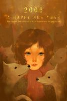 New Year's illust type-B by uche