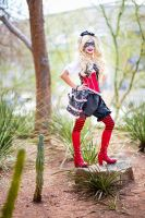 Pirate Harley Quinn by Icy-Princess